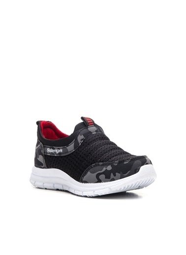 Slazenger Unisex Çocuk EVA Spor Ayakkabı SA10LP013-500X Siyah